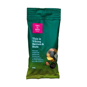 Bild på This Is Nuts This Is Viking Berries & Nuts 60 g