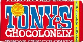 Bild på Tony's Chocolonely Milk Chocolate 180 g