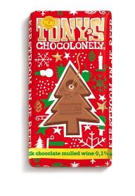 Bild på Tony's Chocolonely Milk Chocolate Christmas
