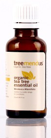 Bild på Treemendus Organic Tea Tree Oil 50 ml