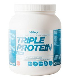 Bild på WNT Proteintillskott jordgubb 1000 gr