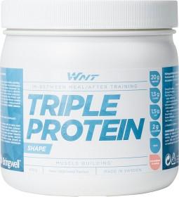 Bild på WNT Triple Protein Jordgubb 0.4 kg