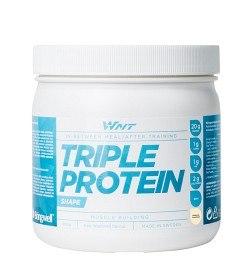 Bild på Triple Protein Vanilj 400 g