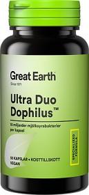 Bild på Great Earth Ultra Duo Dophilus 50 kapslar