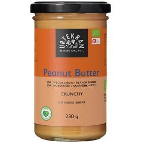 Bild på Urtekram Peanut Butter Crunchy 230 g