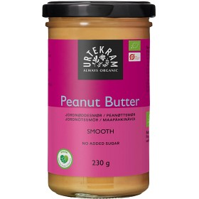 Bild på Urtekram Peanut Butter Smooth 230 g