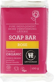 Bild på Urtekram Soap Bar Rose 100 g