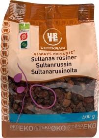 Bild på Urtekram Sultanrussin 400 g