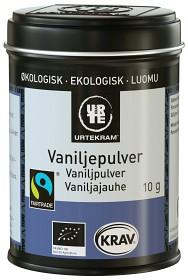 Bild på Urtekram Vaniljpulver Fairtrade 10 g