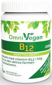 Bild på Veg B12 120 tabletter