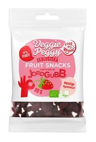 Bild på Veggie Peggy Fruit Snacks Jordgubb 50 g