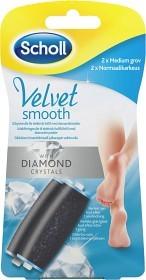 Bild på Velvet Smooth Diamond Refill Medium 2 st