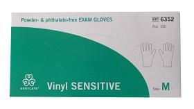 Bild på Vinylhandskar Medium 100 st