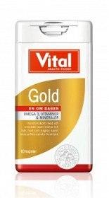 Bild på Vital Gold 60 kapslar