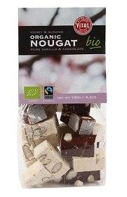 Bild på Vital Nougat Vanilj & Choklad 150 g