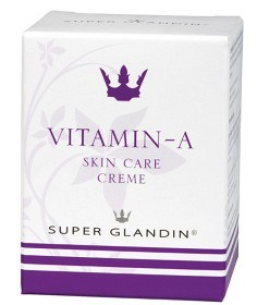 Bild på Super Glandin Vitamin-A Skin Care Creme 50 ml