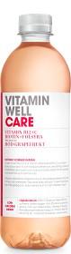 Bild på Vitamin Well Care Röd Grapefrukt 500 ml