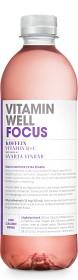 Bild på Vitamin Well Focus Svarta Vinbär 500 ml