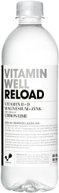 Bild på Vitamin Well Reload Citron/Lime 50 cl inkl. Pant