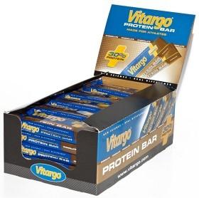 Bild på Vitargo Protein Bar Choklad 25 st