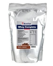 Bild på Vitargo Whey Complete Choklad 1 kg
