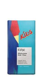 Bild på Vivani Kids mjölkchoklad 100 g