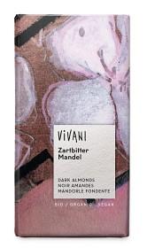 Bild på Vivani Mörk Choklad Mandel 100 g
