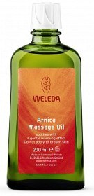 Bild på Weleda Arnica Massage Oil 200 ml