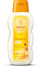 Bild på Weleda Baby Calendula Body Oil 200 ml