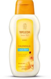 Bild på Weleda Baby Calendula Cream Bath 200 ml