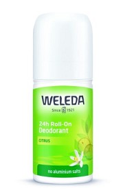 Bild på Weleda Citrus 24h Roll-On Deodorant 50 ml