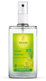 Bild på Weleda Citrus Deodorant Spray 100 ml