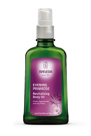 Bild på Weleda Evening Primrose Revitalising Body Oil 100 ml