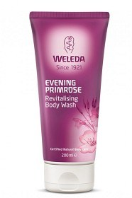 Bild på Weleda Evening Primrose Revitalising Body Wash 200 ml