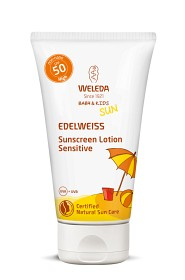 Bild på Weleda Kids Edelweiss Sunscreen Lotion SPF 50, 50 ml