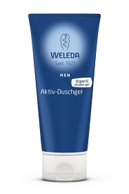 Bild på Weleda Men Aktiv Duschgel 200 ml