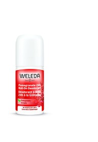 Bild på Weleda Pomegranate 24h Roll-On Deodorant 50 ml
