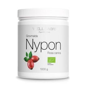Bild på WellAware Nypon Grovmalda 1 kg