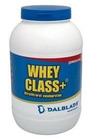 Bild på Whey Class+ 1 kg Jordgubb