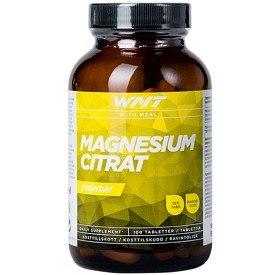Bild på WNT Magnesiumcitrat 100 tab