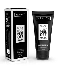 Bild på Yeauty Black Head Peel Off Mask 50 ml