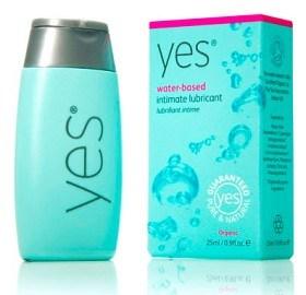 Bild på Yes vattenbaserat glidmedel 25 ml