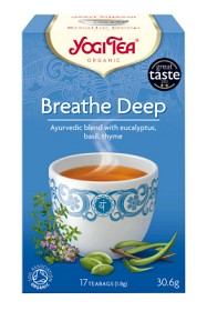 Bild på Yogi Tea Breathe Deep 17 tepåsar