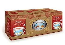Bild på Yogi Tea Classic 2-pack med tekopp