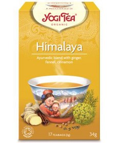 Bild på Yogi Tea Himalaya 17 tepåsar