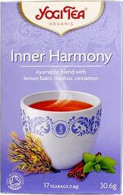 Bild på Yogi Tea Inner Harmony 17 tepåsar