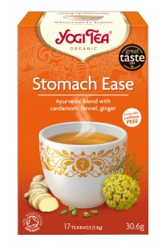 Bild på Yogi Tea Stomach Ease 17 tepåsar