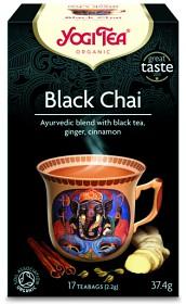 Bild på YogiTea Black Chai 17 tepåsar