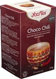 Bild på YogiTea Choco Chili 17 tepåsar
