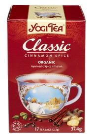Bild på YogiTea Classic 17 tepåsar